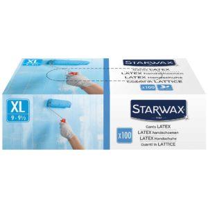 Gants latex sensitifs XL X100