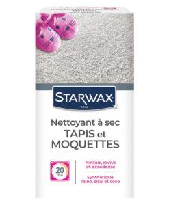 Nettoyeur a sec tapis moquettes 500gr Starwax