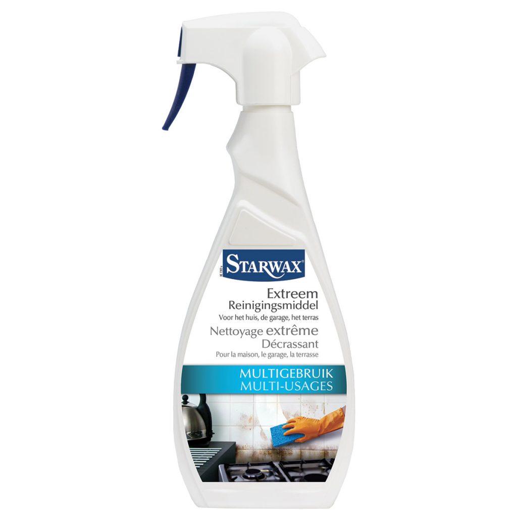 Nettoyage extreme decrassant