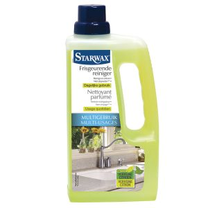 Nettoyant fraicheur longue durée verveine citron