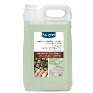 Nettoyant depots verdâtres prêt emploi