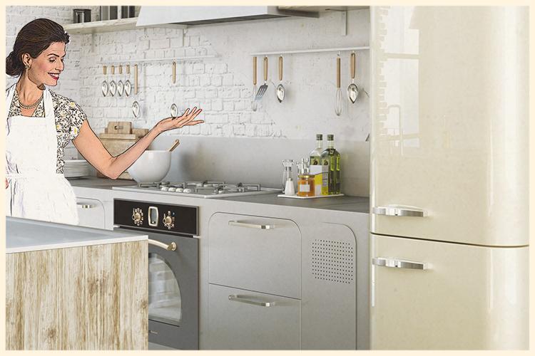 Nettoyage du four savon noir