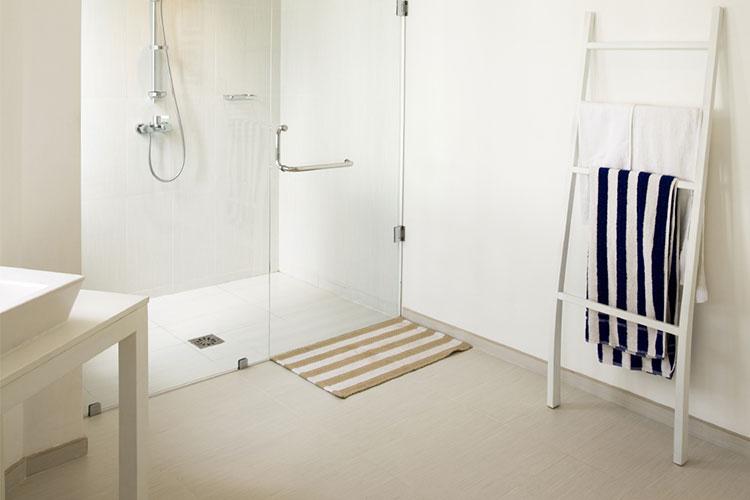 Bannière salle de bains