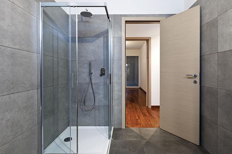 banner cabine de douche