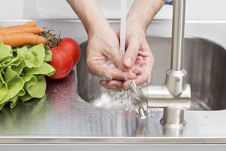 Comment nettoyer un vier en inox starwax entretien maison - Comment nettoyer un evier en inox ...