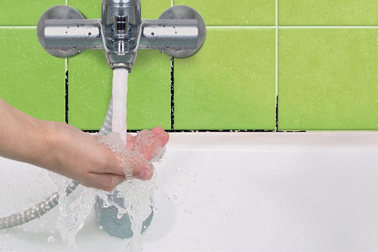 bannière moisissures salles de bains
