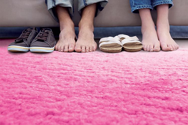 banniere moquette et tapis