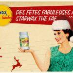 Préparez des fêtes fabuleuses avec Starwax The Fabulous